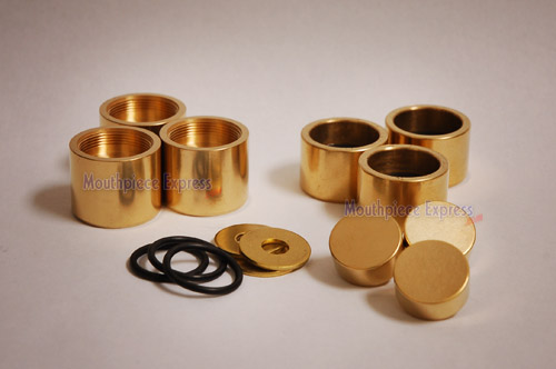 Mouthpiece Express Curry Xxcaps Stradivarius Brass